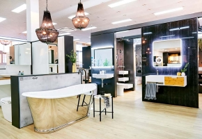 Design Rouge_Burdens Bathrooms Showroom Image 1