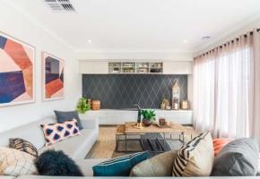 Design-Rouge-Residential-Isdell-St-Tarneit-Living Room
